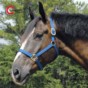 Nylon Horse Halter With Hook