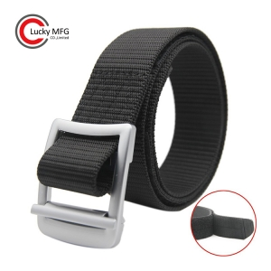 Military Style Outdoor Belts With Velcro