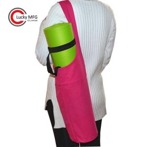 Canvas Yoga Bag