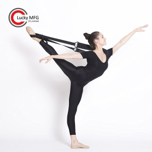 Leg Stretching For Ballet, Dance & Gymnastics Training