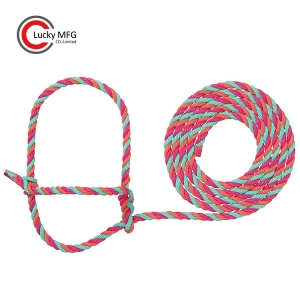 Top Quality Poly Rope Halter