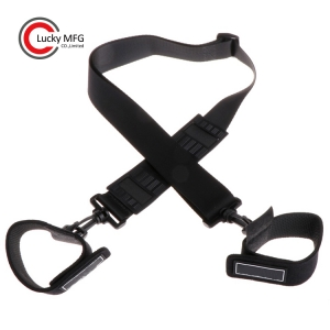 Fishing Rod Carrying Strap with Loop & Hook