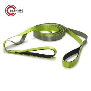 Stretching Strap for Yoga and Exercise Stretch Strap with Loops for Dance, Workout Stretcher for Back, Legs and Shoulders Flexibility