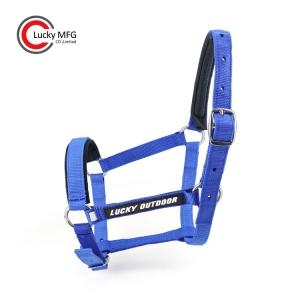 Adjustable Noseband and Neck Cob Horse halter