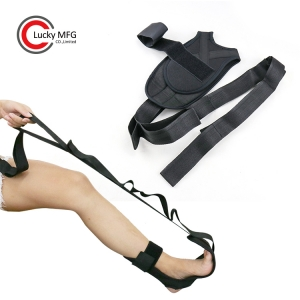 Fitness Leg Stretching Strap With Foot Binding