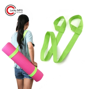 Yoga Mat Shoulder Carrying Cotton Strap