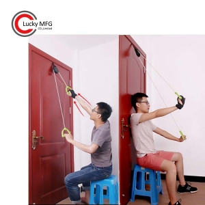 Exercise Shoulder Pulley Kit Over Door For Shoulder Arm Rehabilitation