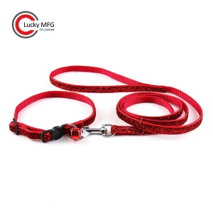 Cat Leash and collar set