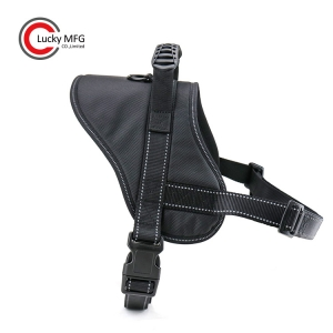 Large Dog Reflective Tactical Dog Harness