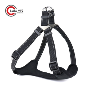 Reflective Nylon Dog Tactical Harness