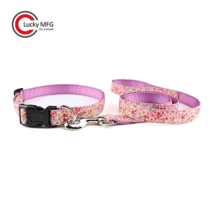 Flower Dog Leash