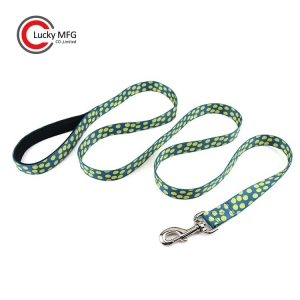 Sublimation Dog Leash With Soft Loop
